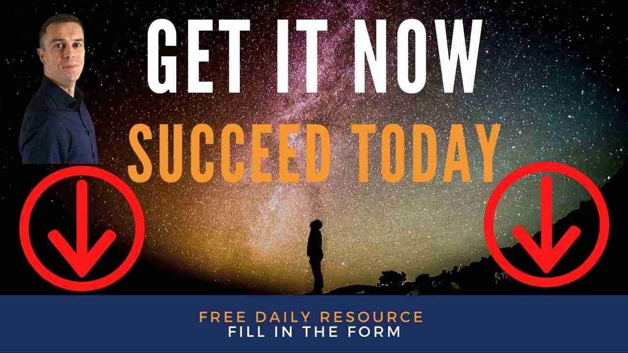 Get Succeed Today Now
